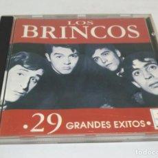 CDs de Música: LOS BRINCOS. 29 GRANDES EXITOS. CD. Lote 139580206