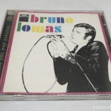 CDs de Música: BRUNO LOMA - HISTORIA DEL POP ESPAÑOL - EMI CD. Lote 139580430