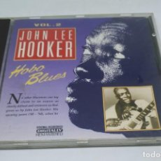 CDs de Música: JOHN LEE HOOKER - HOBO BLUES . Lote 139581246