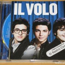 CD di Musica: IL VOLO, EDICIÓN EN ESPAÑOL, PIERO BARONE, IGNAZIO BOSCHETTO Y GIANLUCA GINOBLE, CD UNIVERSAL. Lote 139582138