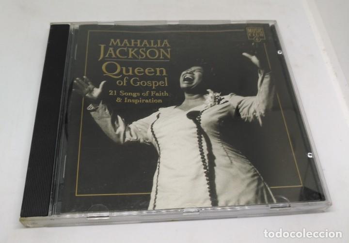 MAHALIA JACKSON / QUEEN OF GOSPEL, 21 SONGS