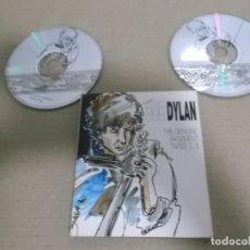 CDs de Música: BOB DYLAN (CD) THE GENUINE BASEMENT TAPES I - II AÑO 1967 – DOBLE CD – EDICION ITALIA - DIGIPACK. Lote 139589462