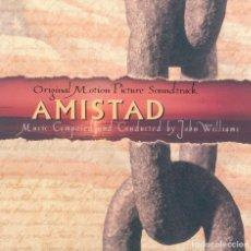 CDs de Música: AMISTAD / JOHN WILLIAMS CD BSO. Lote 139591005