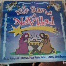 CDs de Música: ESTO SUENA A NAVIDAD. Lote 139609478