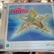 CDs de Música: CD - DISCO ESTRELLA - VOL. 4 - CD 3 Y 4. Lote 139609778