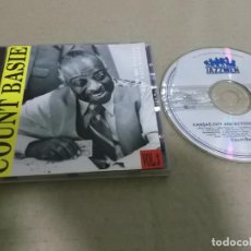 CDs de Música: COUNT BASIE (CD) KANSAS CITY AND BEYOND VOL. 3 (1936 – 1958) AÑO 1990. Lote 139659690