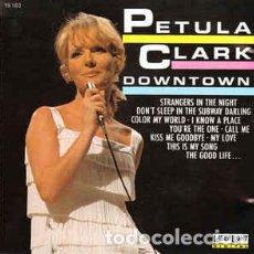 CDs de Música: PETULA CLARK.- DOWNTOWN CD 1989. Lote 139678286