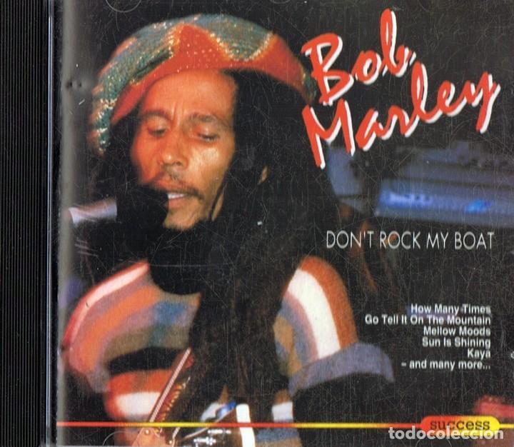 BOB MARLEY ¨DON´T ROCK MY BOAT¨ (Música - CD's Reggae)