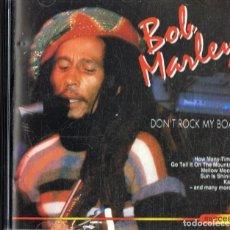 CDs de Música: BOB MARLEY ¨DON´T ROCK MY BOAT¨. Lote 139715162