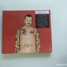 CDs de Música: CD+DVD MIGUEL BOSE PAPITO. Lote 139743318