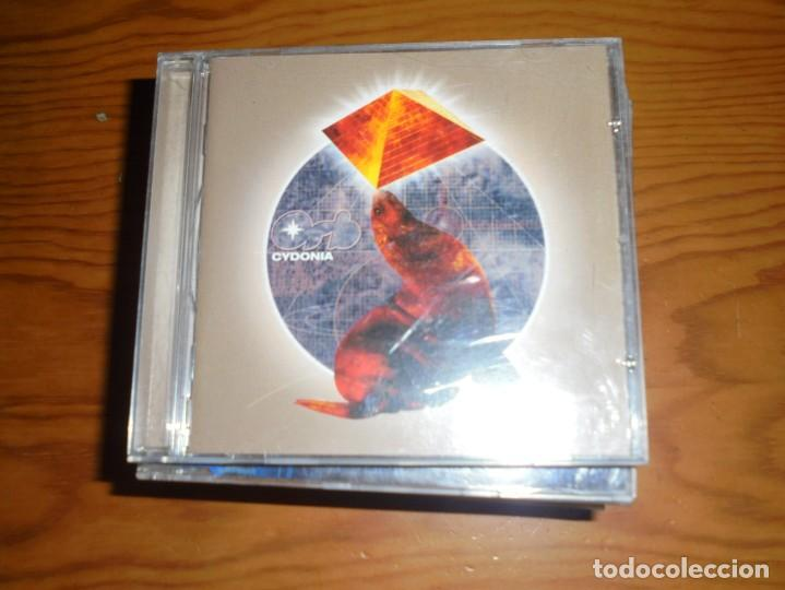 CYDONIA. ORB. ISLAND, 2001. CD. IMPECABLE (Música - CD's Techno)