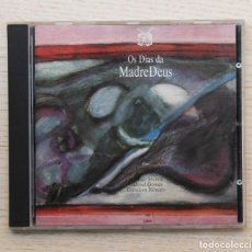 CDs de Musique: MADREDEUS - OS DIAS DA MADREDEUS. (CD MUSIC). Lote 139831645