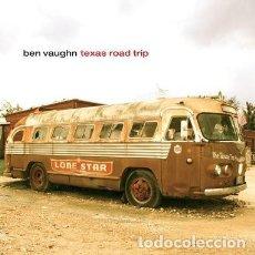 CDs de Música: BEN VAUGHN - TEXAS ROAD TRIP - DIGIPAK. Lote 139852822