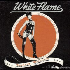 CDs de Música: WHITE FLAME - AMERICAN RUDENESS - DIGIPAK. Lote 139908026
