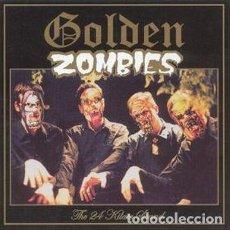 CDs de Música: GOLDEN ZOMBIES - THE 24 KILATE SOUND. Lote 139911310
