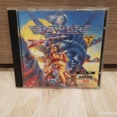 CDs de Música: CD POWER ROCK VOLUMEN 2 RECOPILATORIO AÑO 1992. Lote 139938946