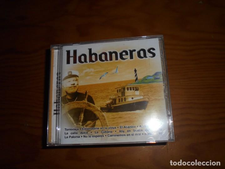 HABANERAS. OK RECORDS . CD. IMPECABLE (Música - CD's Otros Estilos)