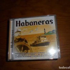 CDs de Música: HABANERAS. OK RECORDS . CD. IMPECABLE. Lote 139941526