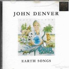 CDs de Música: JOHN DENVER. EART SONGS.. Lote 139962594