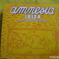 CDs de Música: AMNESIA IBIZA – CUARTA SESIÓN CHILL OUT - FIFTYFIVE RECORDS 2007 - CD - PR -. Lote 139985294