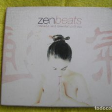 CDs de Música: ZENBEATS CHINESE AND ORIENTAL CHILL OUT - 2005 MUSIC BROKERS - CD - PR. Lote 139987518