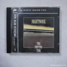 CDs de Música: NIGHTNOISE - THE PARTING TIDE - CD 1999 . Lote 140002518