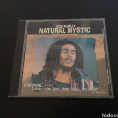 CDs de Música: BOB MARLEY NATURAL MYSTIC. Lote 140019414