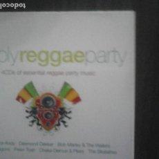 CDs de Música: CD SIMPLY REGGAE PARTY. Lote 140022982