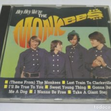 CDs de Música: CD - THE MONKEES - HEY HEY WE'RE. Lote 140039250