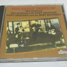 CDs de Música: THE EARLY TAPES OF / TONY SHERIDAN WITH BEATLES . Lote 140039730