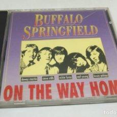 CDs de Música: BUFFALO SPRINGFIELD (CD) ON THE WAY HOME. Lote 140042154