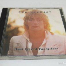 CDs de Música: ROD STEWART - FOOL LOOSE & FANCY FREE. Lote 140042238