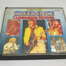 CDs de Música: CREEDENCE CLEARWATER REVIVAL THE COMPLETE ALBUM 2XCDS . Lote 140042710