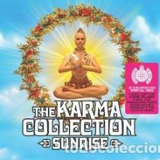 CDs de Música: THE KARMA COLLECTION SUNRISE (UK, 2002. 2 × CD, MIXED, COMPILATION). Lote 140048874