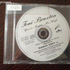CDs de Música: TONI BRAXTON CD SINGLE - RADIO EDIT. Lote 140123862