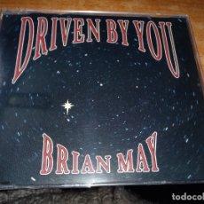 CDs de Música: BRIAN MAY DRIVEN BY YOU CD SINGLE 1991 HOLANDA QUEEN CONTIENE 3 TEMAS MUY RARO. Lote 243498650