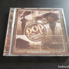 CDs de Música: POP DA BROWN HORNET - THE UNDERGROUND EMPEROR - CD ALBUM - WU INTERNATIONAL - 2001. Lote 140145434