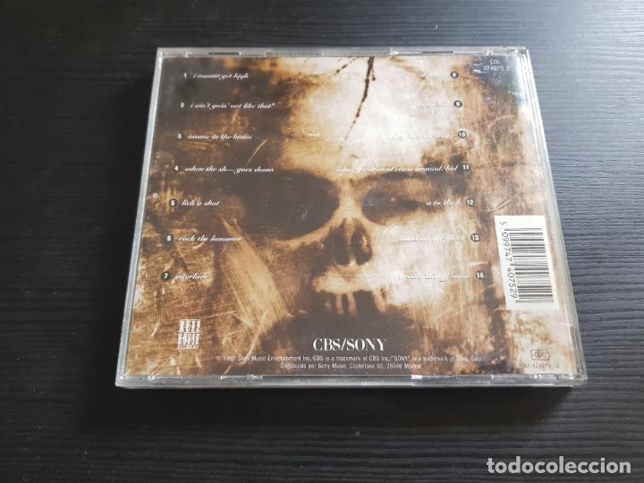 CDs de Música: CYPRESS HILL - BLACK SUNDAY - CD ALBUM - SONY - 1993 - Foto 2 - 140145922