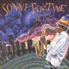 CDs de Música: SONNY FORTUNE – IN THE SPIRIT OF JOHN COLTRANE - CD. Lote 140146762