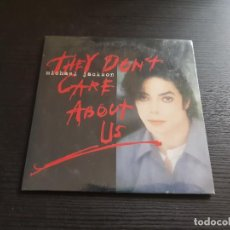 CDs de Música: MICHAEL JACKSON - THEY DON´T CARE ABOUT US - CD SINGLE - SONY - 1996. Lote 140153458