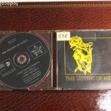CDs de Música: CD SINGLE THE SISTERS OF MERCY. Lote 140153734