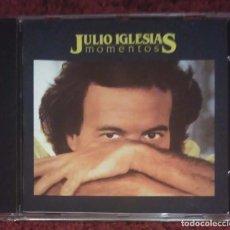 CDs de Música: JULIO IGLESIAS (MOMENTOS) CD 1991. Lote 140154482