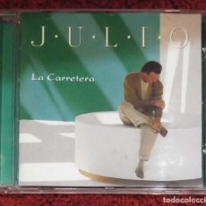 CDs de Música: JULIO IGLESIAS (LA CARRETERA) CD 1995. Lote 140154814