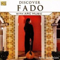 CDs de Música: DISCOVER FADO WITH ARC MUSIC - CD PRECINTADO. Lote 140161414