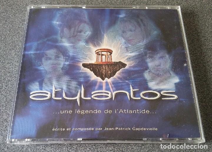 ATYLANTOS (Música - CD's Otros Estilos)