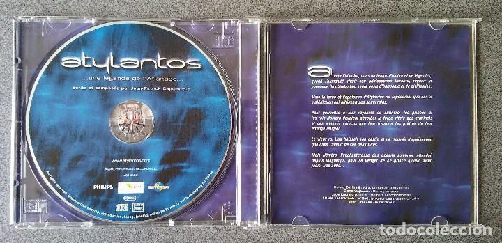 CDs de Música: Atylantos - Foto 2 - 140165022