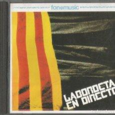 CDs de Música: LABORDETA. LABORDETA EN DIRECTO. FONOMUSIC1995. Lote 140172294