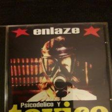 CDs de Música: ENLAZE - CDR DEMO PSICODÉLICO Y TÓXICO (METAL RAP HIP HOP). Lote 140172469
