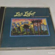 CDs de Música: LOS LOBOS - THE NEIGHBORHOOD - CD. Lote 140179786