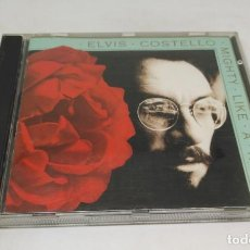 CDs de Música: ELVIS COSTELLO - MIGHTY LIKE A ROSE - CD. Lote 140180030